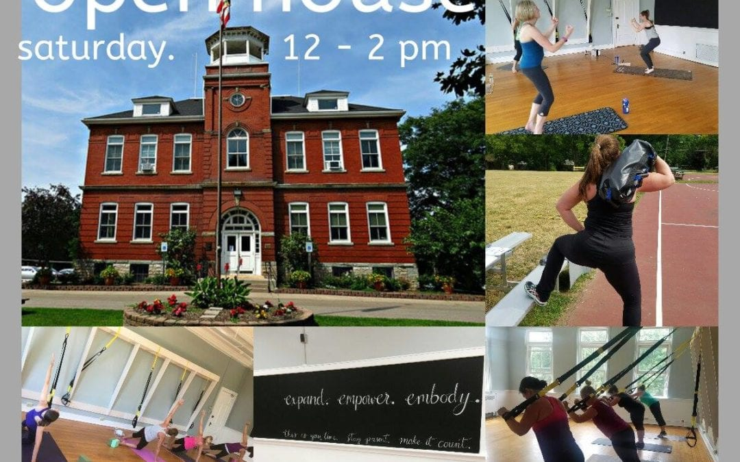Check It Out!  Studio Open House:  6.25.16 from noon to 2 pm