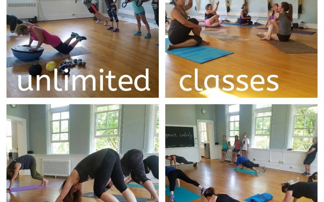 Unlimited Class Special – Ending Sunday